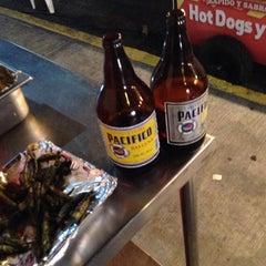Photo taken at Hot Dogs Mi Líder by Jl S. on 3/14/2014