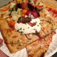 Photo taken at Best Pizza by Mackenzie K. on 4/15/2013