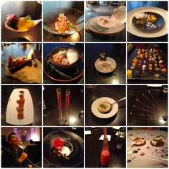 Photo taken at Alinea by Will K. on 7/29/2013