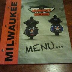 Photo taken at Milwaukee Steak Corner by Poh L. on 10/3/2012