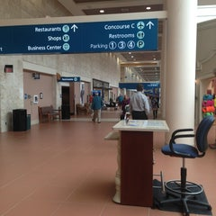 Photo taken at Palm Beach International Airport (PBI) by David L. on 3/21/2013