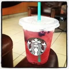 Photo taken at Starbucks by Becca @GritsGal on 7/13/2012