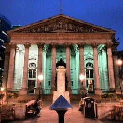 Photo taken at The Royal Exchange by Gurjeet S. on 1/7/2013