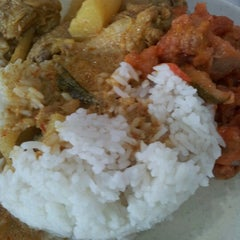 Photo taken at HPB Cafeteria by Iqlima A. on 10/30/2012