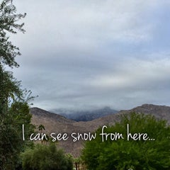 Photo taken at Palm Springs, CA by Darin M. on 11/27/2015