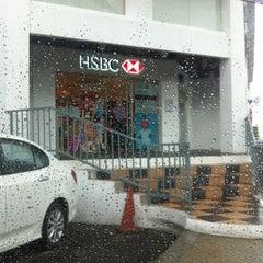 Photo taken at HSBC Bank by Azmi C. on 9/7/2013
