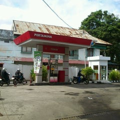 Photo taken at SPBU Pertamina 74.955.05 by Janes M. on 11/1/2012