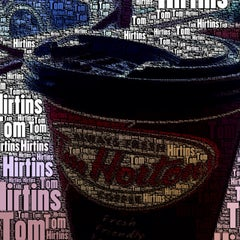 Photo taken at Tim Hortons by AFBran on 1/29/2013