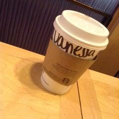 Photo taken at Starbucks by Vanessa R. on 10/28/2013