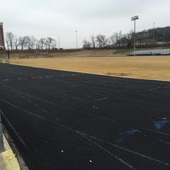 Photo taken at Centennial High School by Renee P. on 1/13/2015
