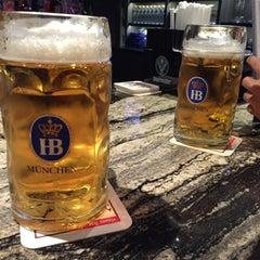Photo taken at Bar Munich by Ivan S. on 8/8/2015