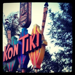 Photo taken at Kon Tiki by Cristina P. on 5/26/2013