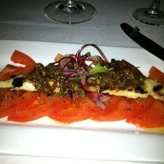 Photo taken at Suze Restaurant by Victoria V. on 1/10/2013
