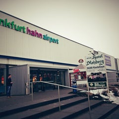 Photo taken at Frankfurt Hahn Airport (HHN) by 05 Y. on 3/1/2013