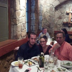 Photo taken at Macaroni Grill by Sharon C. on 10/6/2012