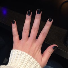 Photo taken at Blooming Nails & Spa by Maggie on 11/21/2014