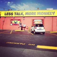 Photo taken at Archie McPhee by Don T. on 7/25/2013