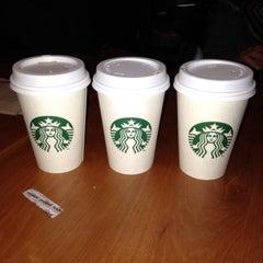 Photo taken at Starbucks by Deborah D. on 1/13/2014