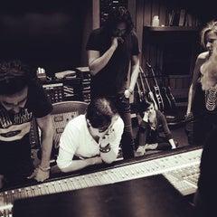 Photo taken at Henson Recording Studios by Kristin J. on 6/3/2014