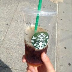 Photo taken at Starbucks by Oksana T. on 7/17/2014