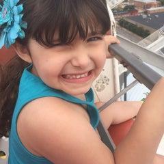 Photo taken at Ferris Wheel by Carli D. on 7/23/2015