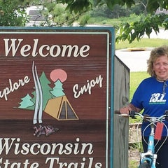 Photo taken at Sparta, WI by Gail R. on 7/10/2014