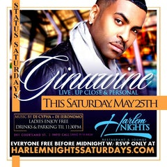 Photo taken at Harlem Nights Lounge by Quinn on 5/26/2013