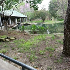 Photo taken at Texas Freshwater Fishery Center by Crawford A. on 4/5/2014