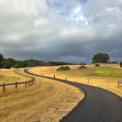 Photo taken at Stanford Dish Trail by Herbert Y. on 6/11/2013
