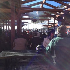 Photo taken at East Peak Lodge by Glenn K. on 1/2/2013