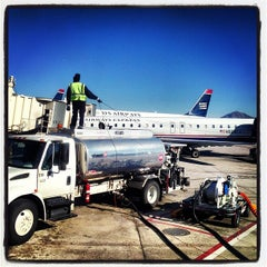 Photo taken at Terminal 4, Concourse B by Abby P. on 2/23/2013