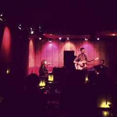 Photo taken at Rockwood Music Hall, Stage 3 by Sara C. on 4/21/2014