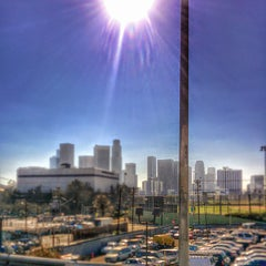 Photo taken at I-110 (Harbor Freeway) by G E R S O N on 1/31/2015