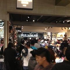 Photo taken at Pull & Bear by Rodrigo C. on 12/22/2012