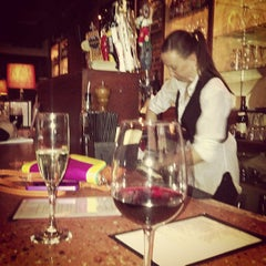 Photo taken at The Grill Room & Bar by Carissa L. on 2/22/2013