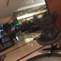 Photo taken at Sheraton Panama Hotel & Convention Center by Claudia M. on 2/25/2016