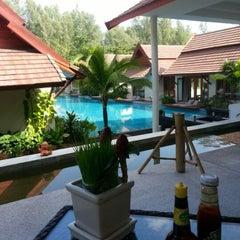 Photo taken at Lesprit De Naiyang Boutique Resort by The D. on 10/20/2012