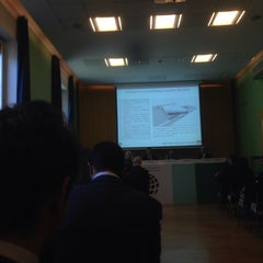 Photo taken at Ordine dei Dottori Commercialisti ed Esperti Contabili di Roma by Roberto R. on 5/20/2014