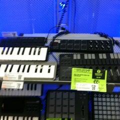 Photo taken at Guitar Center by Evan O. on 9/2/2013