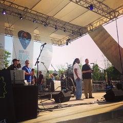 Photo taken at Baton Rouge Blues Festival by Baton Rouge B. on 4/12/2014
