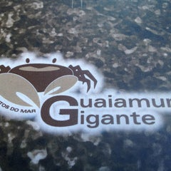 Photo taken at Guaiamum Gigante by Anderson C. on 5/4/2013