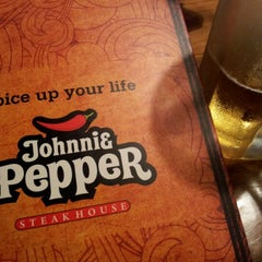 Photo taken at Johnnie Pepper by Fernando T. on 1/5/2013