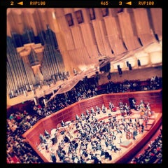 Photo taken at Louise M. Davies Symphony Hall by Jerome P. on 5/26/2013