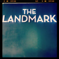 Photo taken at Landmark Theatres by Jerome P. on 8/24/2013
