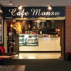 Photo taken at Cafe Monsu by Greg O. on 11/27/2014