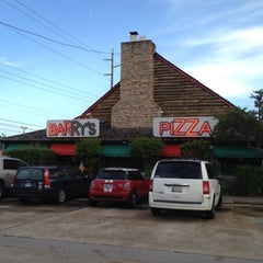 Photo taken at Barry's Pizza & Italian Diner by Alexandra on 7/24/2012