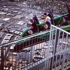 Photo taken at Xscream - Stratosphere by Don K. on 5/30/2012