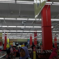 Photo taken at Carrefour by Vegitya R. on 5/3/2014