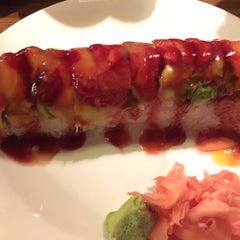 Photo taken at Goro's Sushi by Alan C. on 3/10/2015