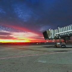 Photo taken at Aeropuerto Adolfo Suárez Madrid-Barajas (MAD) by Joaquin Q. on 9/1/2013